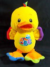 Fisher Price Yellow Duck Musical Singing ABC Song 10