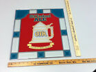 UV6 PABST BEER SIGN STAINED GLASS NOS BAR SIGNS 1 VINTAGE OLD TANKARD ALE PUB