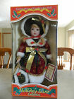 Holiday Lane Collection by Dollex Porcelain Doll