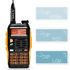 Baofeng GT-3TP Mark III 1/4/8Watt 2m/70cm Walkie Talkie Ham Two-way Radio