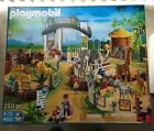 Playmobil #4850 Big City Zoo New Sealed 250 Pieces