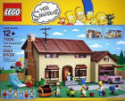 Lego THE SIMPSON HOUSE-71006 - 2523 PIECES-NEW SEALED BOX-IN HAND SHIPS TODAY