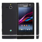 Perfect Sony XPERIA U ST25i 8GB Black Unlocked Android Touch Smartphone Nice