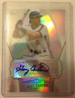 Gary Carter 2013 Topps Chrome Refractor Auto - Redemption Replacement - NY METS