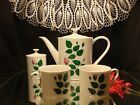 Arzberg China 2050 Grand Prix Triennale Mailand XII Germany Teapot Sugar Cups