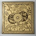 5 MINTONS CHINA WORKS STOKE ON TRENT LONDON CERAMIC TILES 1880 JAPANESQUE