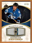 Martin St. Louis Cards, Rookie Cards and Autographed Memorabilia Guide 7