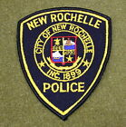 31883) Patch New Rochelle New York Police Department Sheriff Law Enforcement