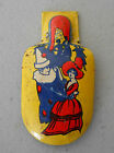 Vintage Kirchhof Metal Toy Noisemaker Clicker - Made in USA