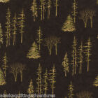MODA Fabric ~ THROUGH THE WINTER WOODS ~ Holly Taylor END OF BOLT-  8 inches