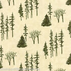 MODA Fabric ~ THROUGH THE WINTER WOODS ~ Holly Taylor (6554 15) END OF BOLT 26