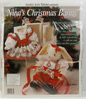 Daisy Kingdom Nina's Christmas Bunny Fabric Easy Sew Panel #9835 U Make