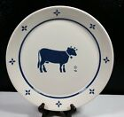 Pfaltzgraff china Country Fair pattern Dinner Plate - Cow