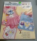Daisy Kingdom Bunny No Sew Fabric Applique Bunches of Bunnies Easter Bunny
