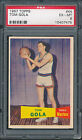 1957 TOPPS TOM GOLA HOF RC #44 PSA 6 ROOKIE 475