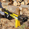 WoodEze 4-Ton Horizontal Electric Log Splitter