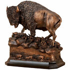 Big Sky Carvers Marc Pierce Montana Bronze American Icon Buffalo Bison Sculpture