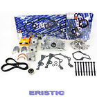 89 5 93 10L GEO Metro Pontiac Firefly 3cyl New Engine Rebuild Kit G10