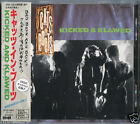 CATS IN BOOTS KICKED & KLAWED + 1 BONUS TRACK JAPAN CD CP28-5900