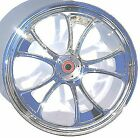 Eastern CVO Style Chrome Custom 21 Wheel Tire Package Harley Touring 08 15