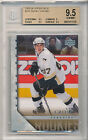 2005-2006 SIDNEY CROSBY Upper Deck Young Guns #201 Rookie Card Graded BGS 9.5