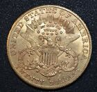 1901 S $20 American Liberty Head Double Eagle Gold Coin