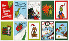 Dr Seuss How the Grinch Stole Christmas Panel cotton FLANNEL FABRIC