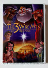 The Three 3 Wise Men Christmas Nativity Bible Cartoon Disney DVD English Spanish