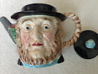 Vintage Beswick Peggotty Dickens Character Toby Teapot with Lid England 1116
