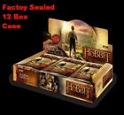 2014 Cryptozoic The HOBBIT An Unexpected Journey Factory Sealed 12 Box CASE