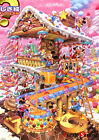 Jigsaw Puzzle 2000 DISNEY Mickey Mouse Sweets House JAPAN TENYO 2611