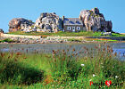 Jigsaw Puzzle 1000 House in Brittany Ravensburger GERMANY 191475