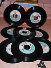 VTG 45 RPM ROY ROGERS DALE EVANS SONG WAGON 8 RECORDS BOX RARE COWBOY Set lot