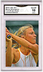 Maria Sharapova 1 of 49 Art Card Gem MT 10 Artist Autograph Tennis