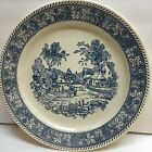 Homer Laughlin Shakespeare Country Round Serving Platter Stratwood Collection
