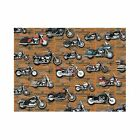 NEW FX Schmidt Motorcycle 1000 Piece Jigsaw Puzzle