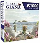 NEW Karmin International Alan Giana Escape Puzzle (1000-Piece)