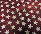1 Yard Stonehenge Land Of The Free Red Stars From Northcott