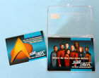 Star Trek the Next Generation Card Box (125) - Impel 1992 - 5 Foreign Language