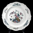 Wedgwood Williamsburg Potpourri Large Round Charger Chop Plate Platter 12.75