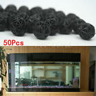 50x Aquarium Pond Bio Balls 16mm Canister Filter Media Marine Reef Sump Fish