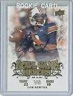 2011 College Football Legends Bowl Game Heroes Autograph CAM NEWTON # 19 of 75