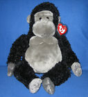 TY LARGE TUMBA THE GORILLA BEANIE BUDDY - MINT with MINT TAGS 20