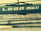 LOOP MULTI FLY ROD 6960-4 NYMPHING ROD 9'6'' 4 PIECE 6 WEIGHT NEVER FISHED!
