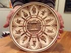 Vintage Wedgwood Shakespeare Characters collector plate
