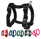 Nylon Puppy Small Cat Dog Strap Harness for Chihuahua Poodle Adjustable XS XL