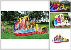 Commercial Bounce House Water Slide Toys Inflatable Sports Summer Party Kids TMS