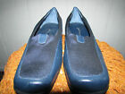Cloud Walkers Navy Blue Loafers EUC! Size 11
