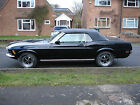 Ford Mustang 1970 Convertible V8 auto