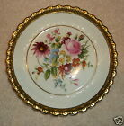 COALPORT BONE CHINA PIN TRINKET CABINET DISH MADE IN ENGLAND FREE DISPLAY STAND